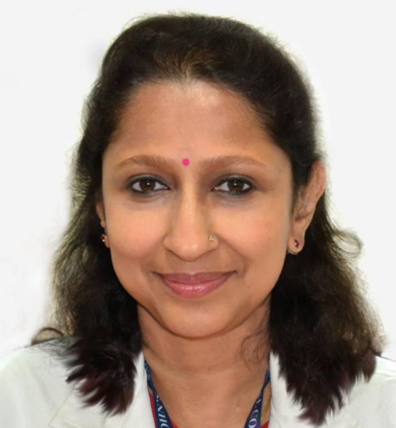 Dr Rebecca Kuriyan Raj