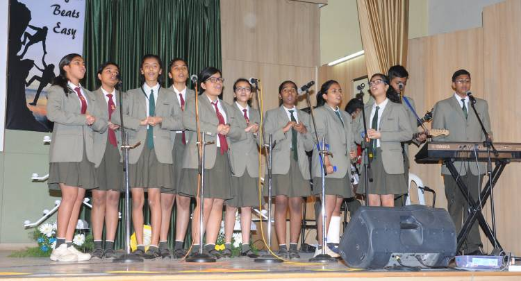 school with the best music department in Bangalore
