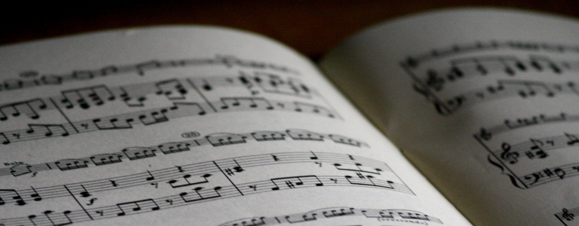 Letters Of Appreciation – Music Department